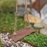 Miniature Fairy Garden Swing-Factory direct craft. Tons of Mini Garden Accesories