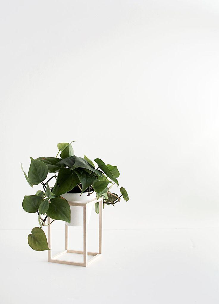 DIY Mini Plant Stands                                                                                                                                                                                 Más