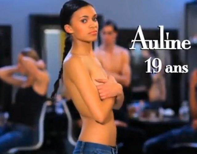 Auline Grac miss Prestige National Topless