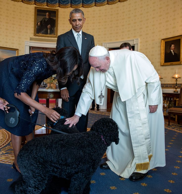 In Photos: Pope Francis Visits the White House — Medium
