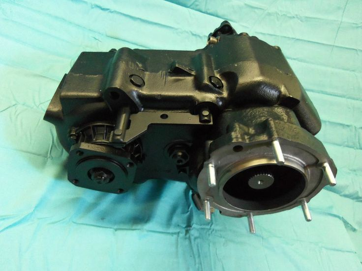 chevy 4x4 cumins nv4500  205 transfer case x and 4x4 Instruction Manual Example Owner's Manual
