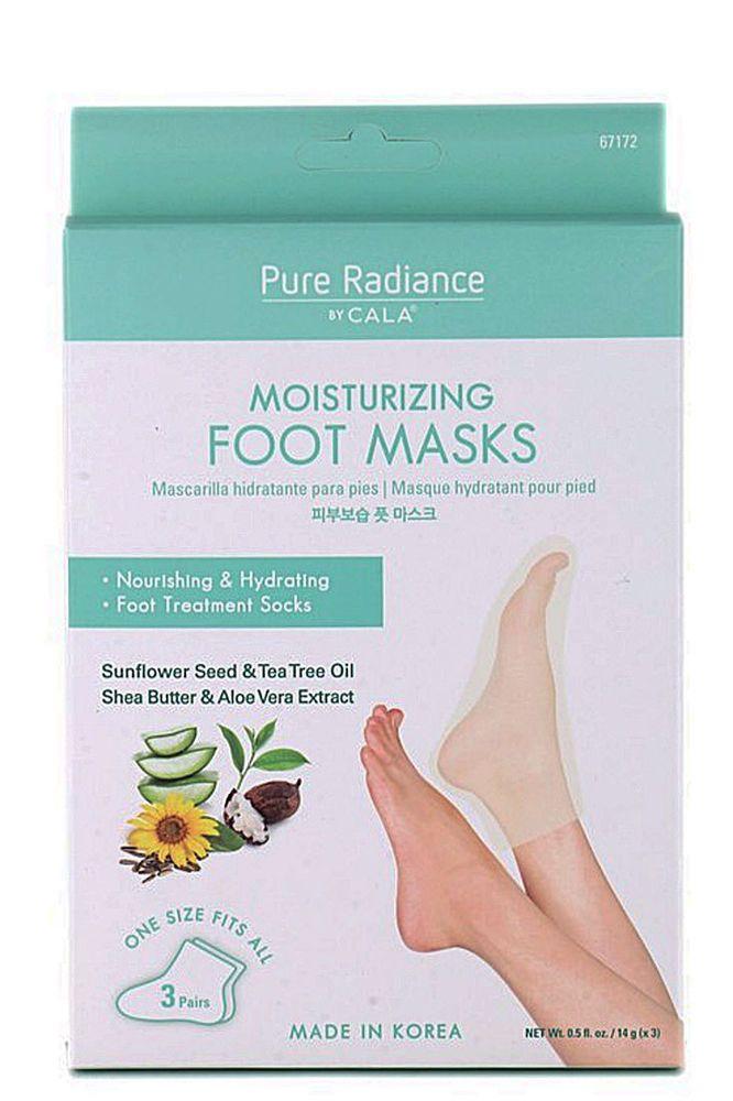 foot treatment socks