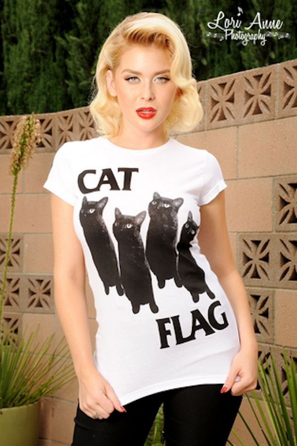 Classic Rock Merchandise Has Finally Gone to the Cats   Catster
