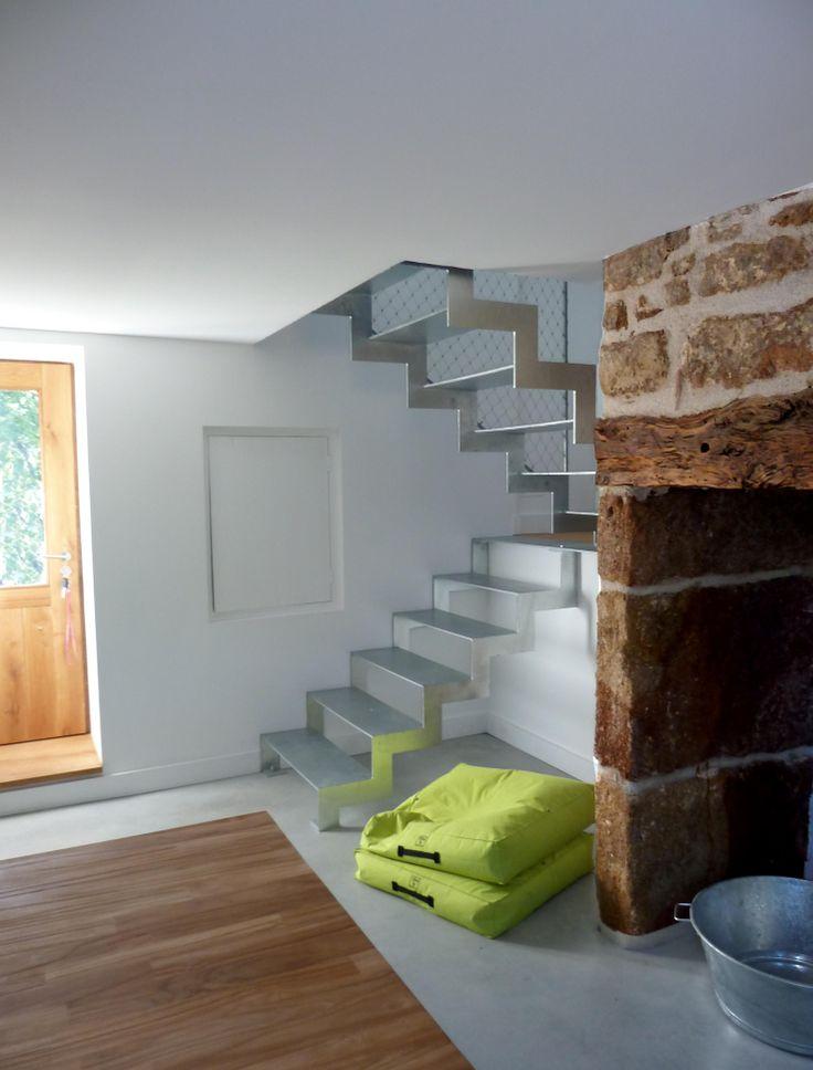 Alexandre Reynaud (alexandre0474) on Pinterest - dalle beton interieur maison