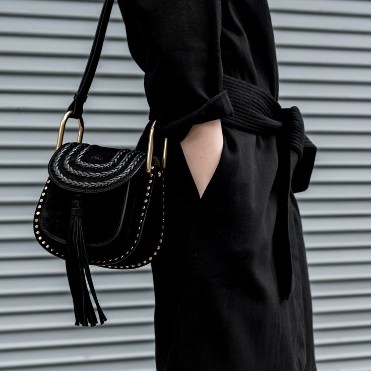 figtny.com   Chloe Hudson Mini Bag & Magali Pascal Dress