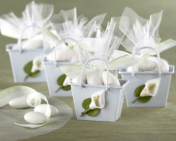 Each Of The 5 Sugared Almonds Contained In All Wedding Favours Have A Meaning And Symbolise