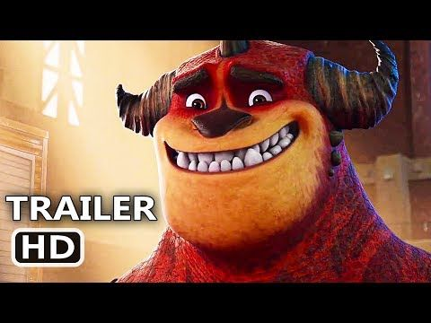 RUMBLE Official Trailer (2021) Animated Movie HD - YouTube ...