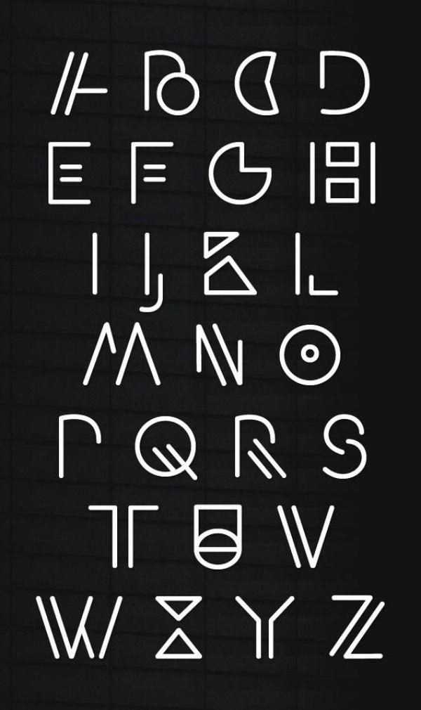 40 Kalligraphie-Alphabete und Schreibstile für Anfänger # Kalligraphie-Kalligraphen …
