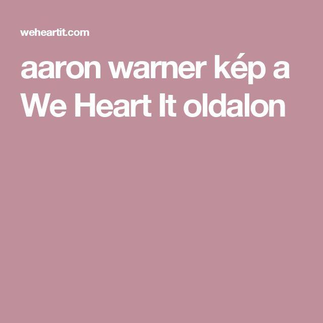 aaron warner kép a We Heart It oldalon