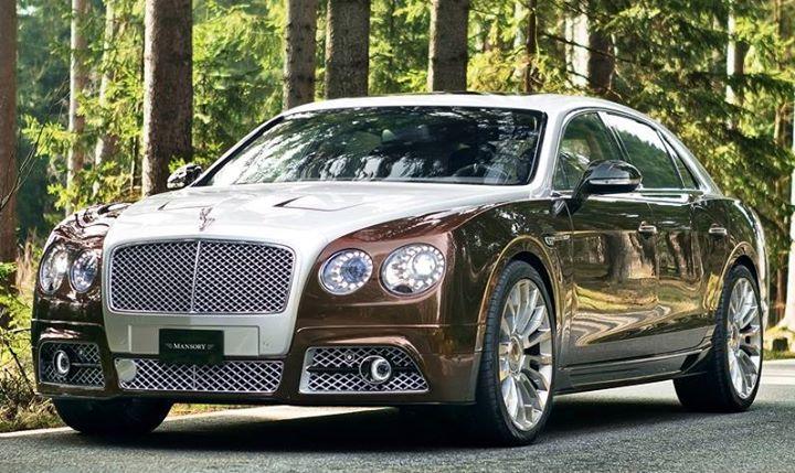 Bentley Flying Spur Mansory #cardoings #cars #supercars #auto #BMW #Audi #Mercedes #Deals #automotive