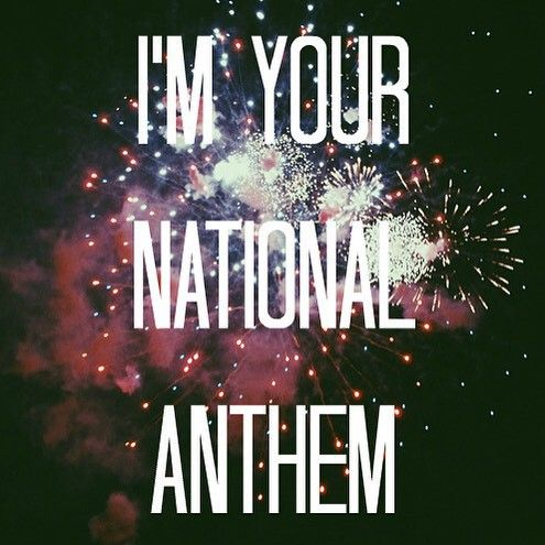 Lana Del Rey #National_Anthem