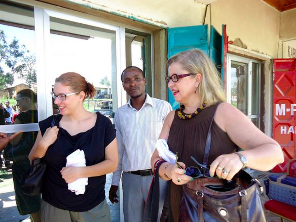 As a Project Officer at the Embassy of Finland in Tanzania I got to visit our development cooperation projects in Mbeya, Tanzania. We visited the living lab and heard their visions for their future. Click to see photos from Finnish Ambassador's visit to Mbeya Living Lab, courtesy of Gushit