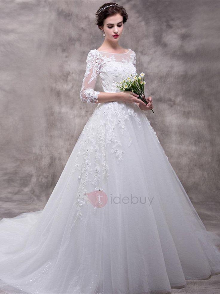 10 besten Prinzessin Brautkleider Bilder auf Pinterest ...