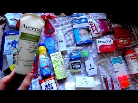 Summer Hajj packing for Women - YouTube