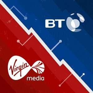 Virgin Media vs BT broadband