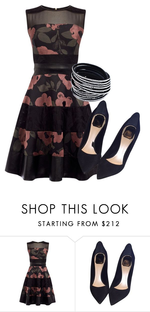 """""""Black frieday look"""" by keyanay-1 on Polyvore featuring beauty and Christian Dior"""