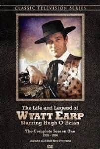 Popular TV Shows in 1957      The Life and Legend of Wyatt Earp.