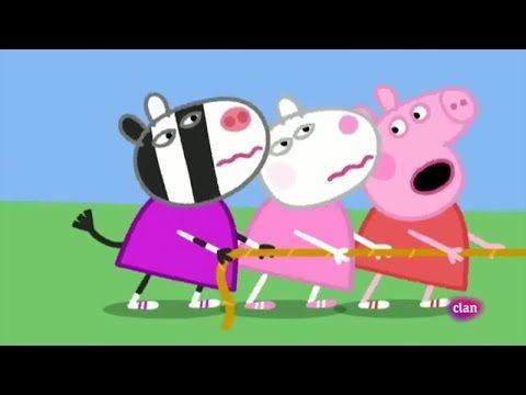 Peppa Pig En Español Capitulos Completos ❤ 54 ❤ | Videos de Peppa pig Español Capitulos Nuevos 2017 - YouTube