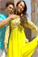 Festival Designer Yellow Satin Anarkali Dresses, Dress