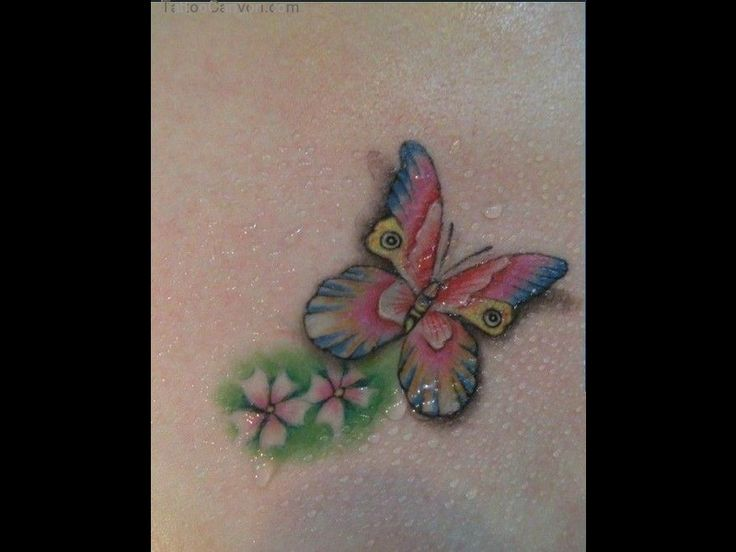 32 Butterfly Tattoos For Women