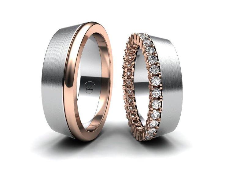 Sezóna svateb se již naplno rozjíždí, tak vám tady pro inspiraci posílám jedny z posledních prstenů, které jsem navrhl pro letošní rok. Pokud chcete nevšední prsteny, napište mi! Rád vám takové vyrobím www.korbicka.com