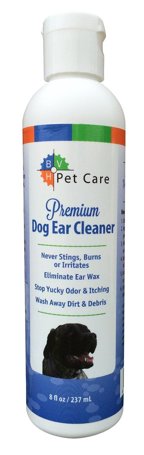 BVH Pet Care's Dog Ear Cleaner Ranked As #1 New Release on Amazon