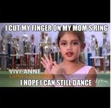 "this is every girl at dance lol. ""I bumped my head today so im not going to anything full out"" haha"