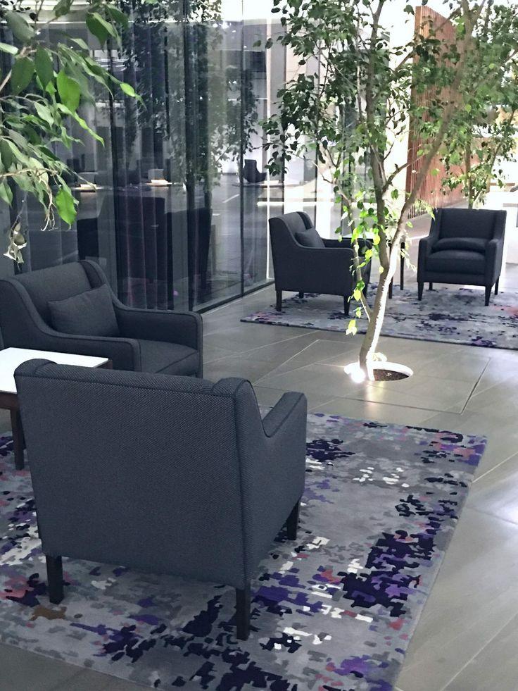Atrium rugs