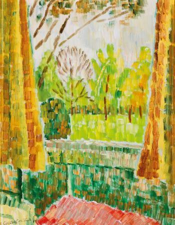 GRACE COSSINGTON SMITH The Open Window (1954)