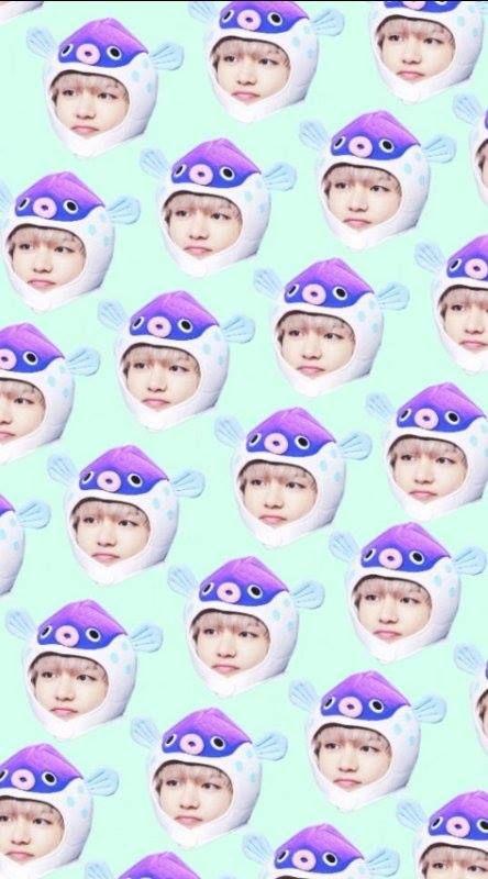 BTS || V wallpaper for phone