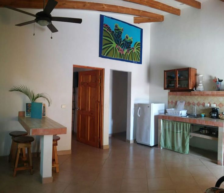 Casa la Chora Apartment 3 - Apartments for Rent in Sámara Beach: casa la chora samara costa rica - Get $25 credit with Airbnb if you sign up with this link http://www.airbnb.com/c/groberts22
