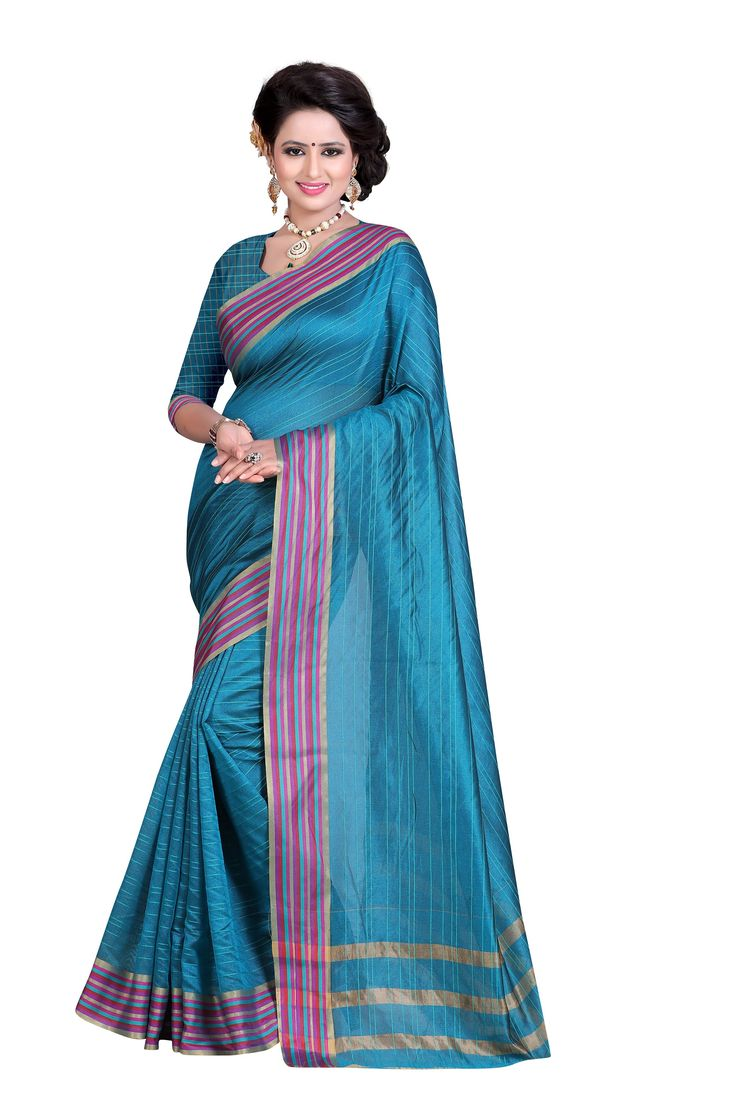 Latest Exclusive Saree Get a New Indian Fashion Look with This Saree < For Order and Inquiry Do WHATS-APP or CONTACT > 8000011585.  Buy Now :- https://www.amazon.com/dp/B06XHLFJB4