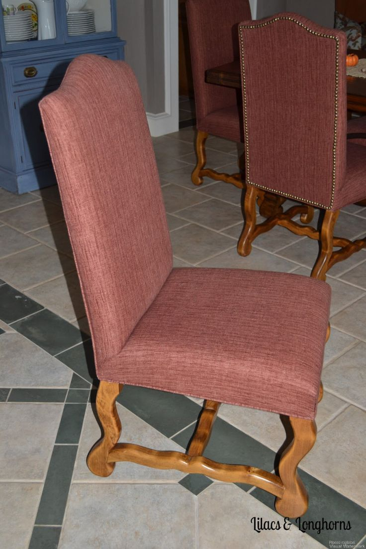 Best 25 Reupholster Dining Chair Ideas On Pinterest  Diy Unique Cost To Reupholster Dining Room Chairs Inspiration