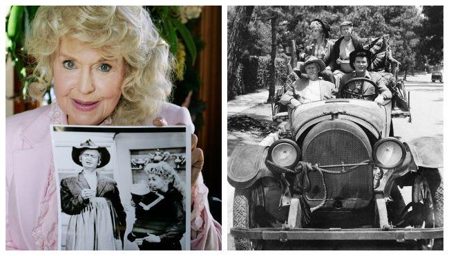 544 best beverly hillbillies i images on pinterest hillbilly rednecks and tv series for Beverly hillbillies swimming pool