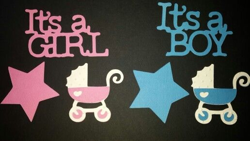 It's a boy/girl