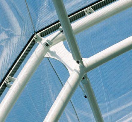 ETFE Glazed/patent glazed roofs (Novum Structures)