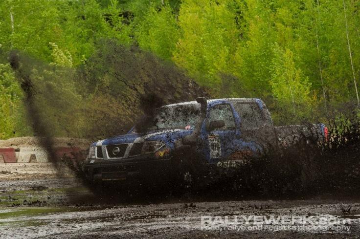 Nissan Navara Blue, Robert Kufel, Dominik Samosiuk