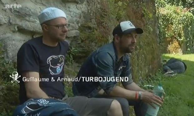 Interview for Arte, Hellfest 2012