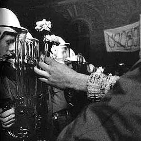 Velvet Revolution 1989.