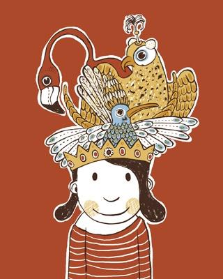 Bird Crown Judith Drews
