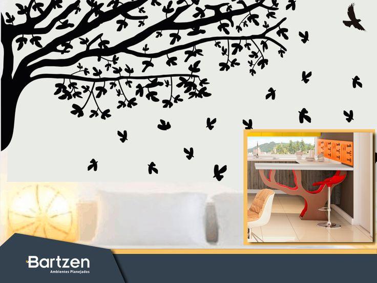 Armario Infantil Ikea Stuva ~ 25+ melhores ideias sobre Adesivos de parede baratos no Pinterest Paredes de pinho pintadas