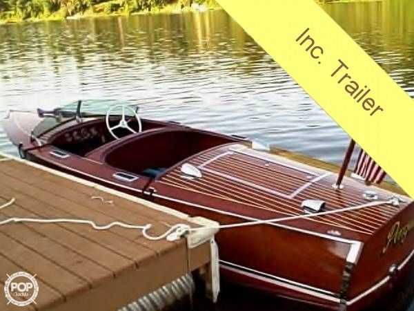 Used Chris Craft Boats For Sale by owner | 1941 Chris-Craft 16