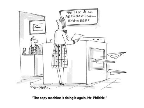 Pin by Nate's Office Solutions Inc on Copier Machine Humor ...