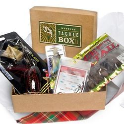 87 best fishing gifts for dad images on pinterest for Fishing mystery box