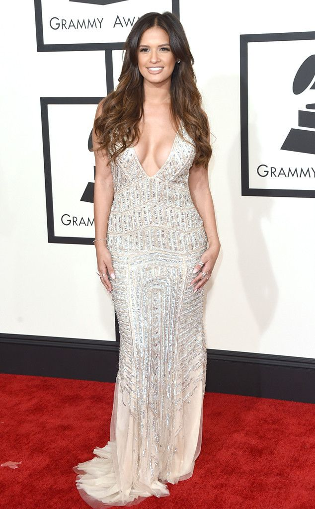 Rocsi Diaz from 2015 Grammys: Red Carpet Arrivals #2015grammys #redcarpet #rocsidiaz