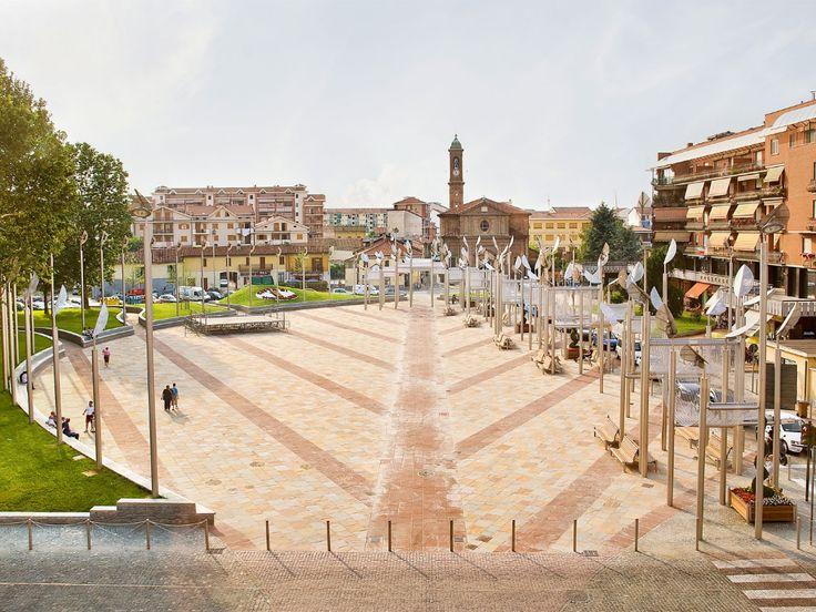 Piazza di Vittorio Nichelino, Itália Pesquisa Google