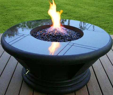 Best 25 Outdoor Propane Fireplace Ideas On Pinterest