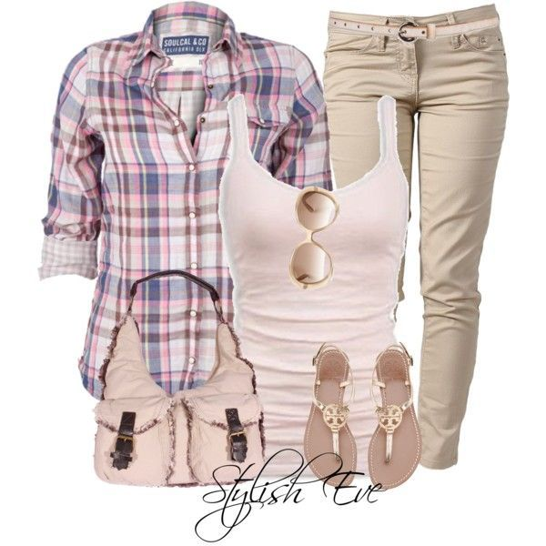 I LOVE PLAID WHETHER IN STYLE OR NOT. Stylish Eve Fall 2013 Outfits: Fall for Plaid