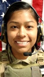 Army 1LT Jennifer M. Moreno, 25, of San Diego, California. Died October 6, 2013, serving during Operation Enduring Freedom. Assigned to Madigan Army Medical Center, Joint Base Lewis-McChord, Washington. Died of injuries sustained when enemy forces attacked her position with an improvised explosive device in Zhari District, Kandahar Province, Afghanistan.