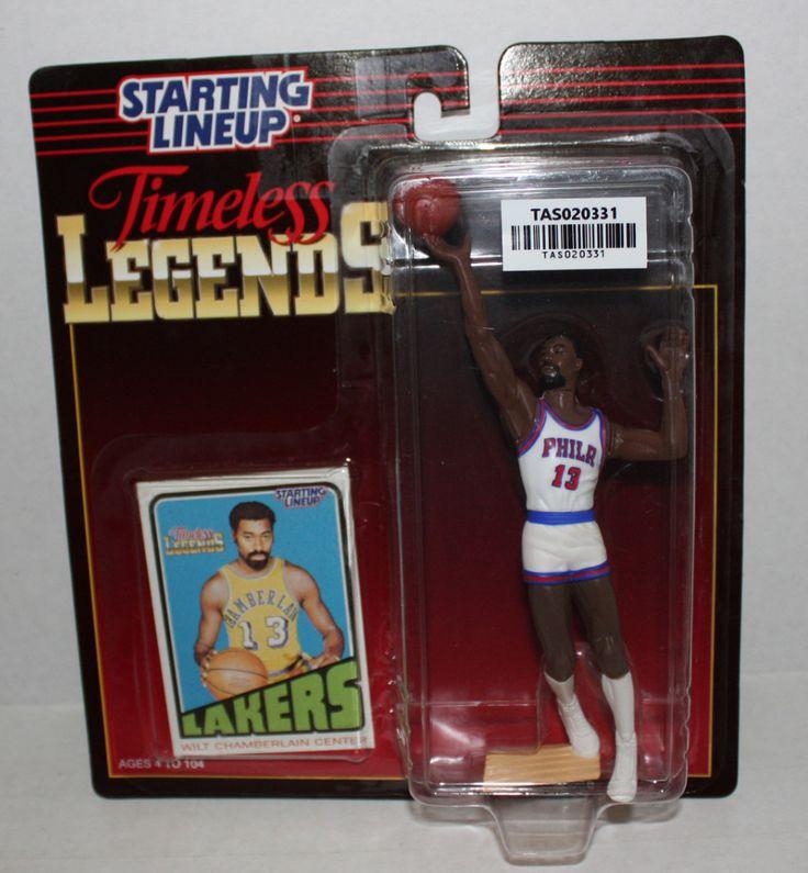 (TAS020331) 1995 Starting Lineup Timeless Legends Wilt